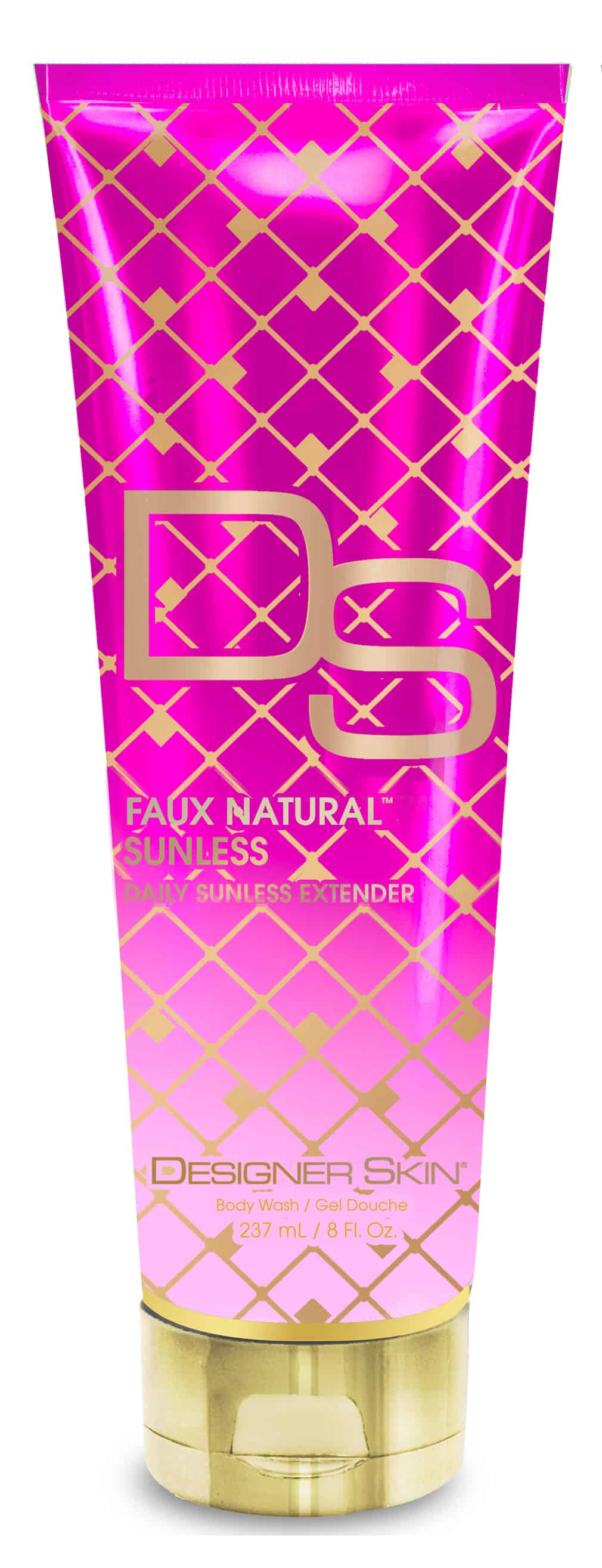 Faux natural daily sunless extender bottle tanning for A touch of gold tanning salon