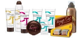 tanning salon supplies