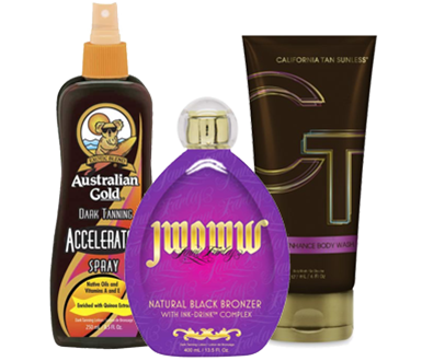 tanning supplies Products