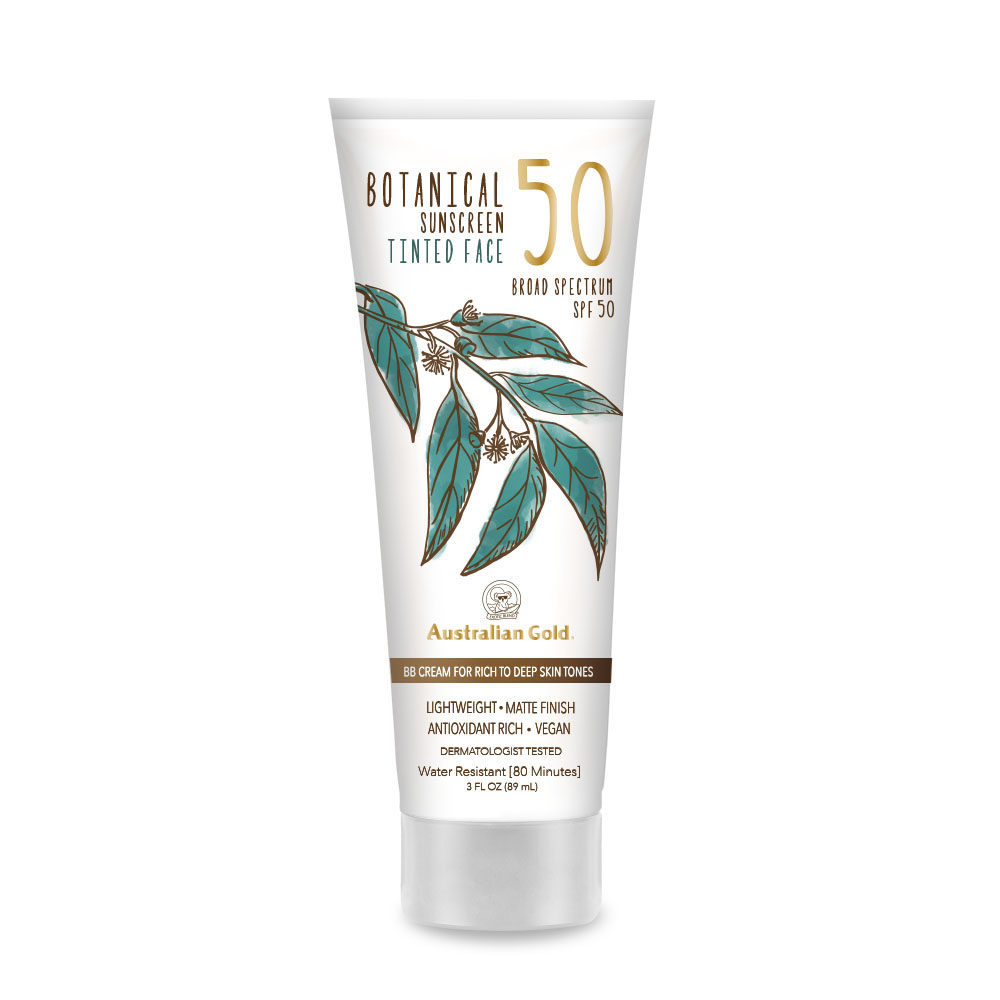 Botanical SPF 50 Tinted Face Rich to Deep