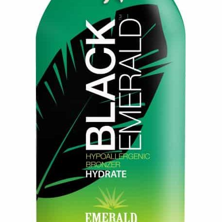 EB Black Emerald Bottle